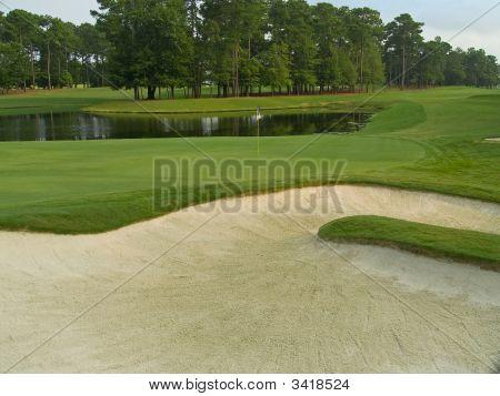 Sand Trap View