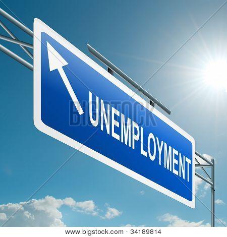 Arbeitslosigkeit-Konzept.