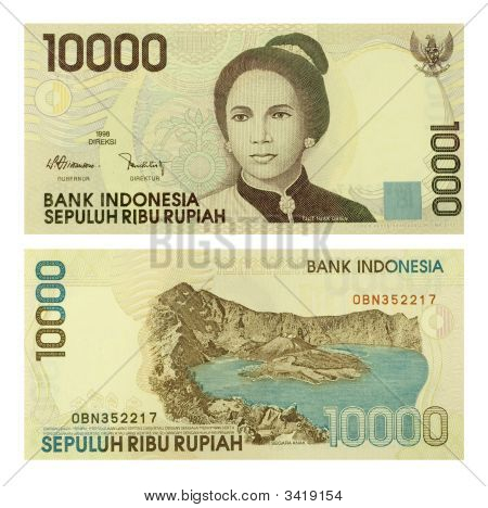 Banknotes Of Indonesia