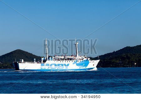 Moby Ferryboat