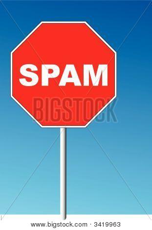 Stop Spam On Blue Sky.