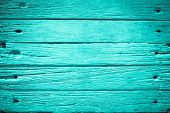 Blue Wood Background On Summer. Sweet Color Wooden Texture Wallpaper. Plywood Or Hardwood Paint Boar poster