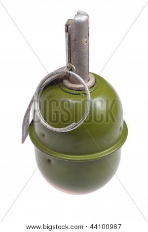 World War Two Soviet Hand Grenade