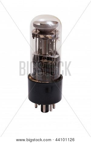 Vacuum Electronic Radio Tube