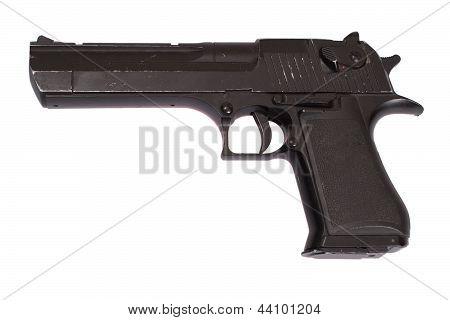 Desert Eagle Handgun Pistol