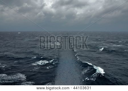 Sea Road Ocean Crossing
