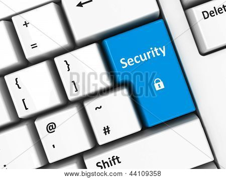 Computer Keyboard Security