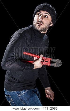 Alert Burglar