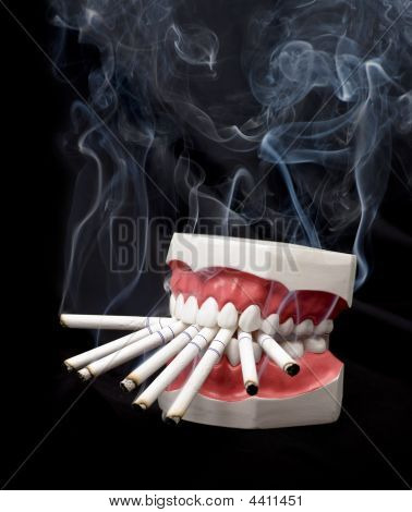 Teeth And Cigarettes