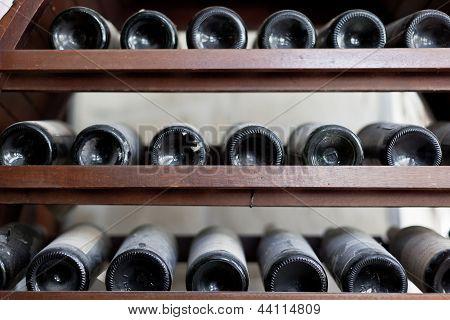 Old Wine Rack