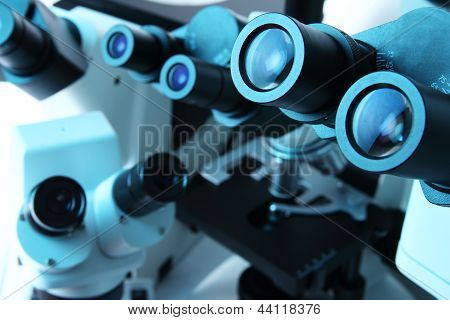 Many Microscopes