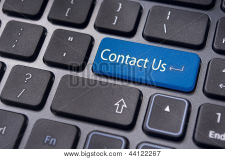 Contact Us Message On Enter Key, For Online Conctact.