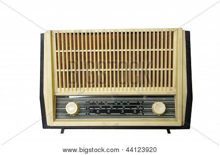 Vintage Old Radio