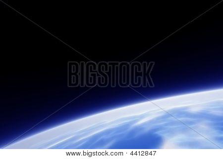 Fractal de órbita de la tierra