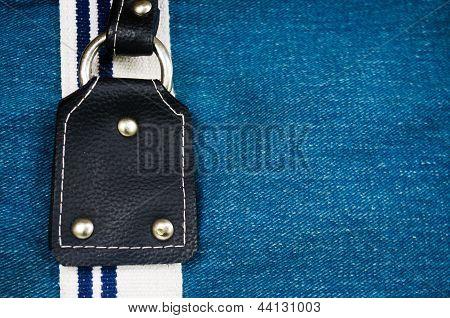 Sport Bag Texture