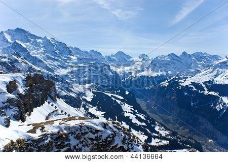 Rocky Alps