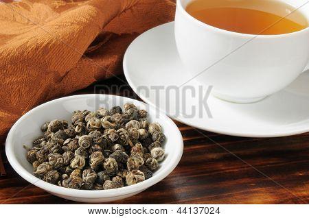 Hot Jasmine Tea