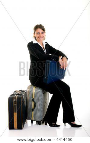 Representante de ventas, viajero