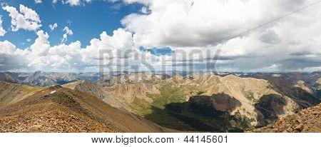 Alpine Wonderland Panorama