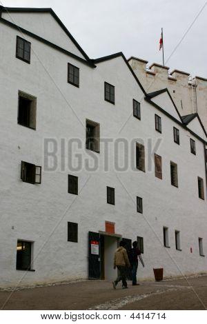 Inside Hohensalzburg Fortress