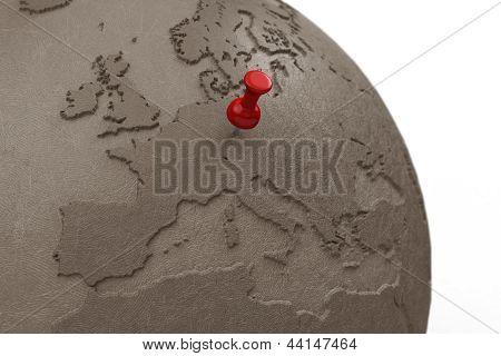 Terra de Clay Closeup