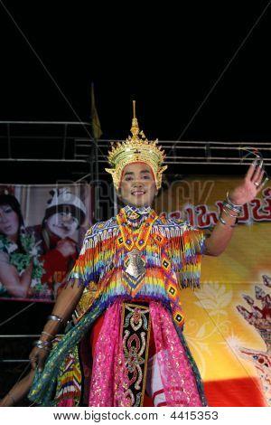 Thai Dancer