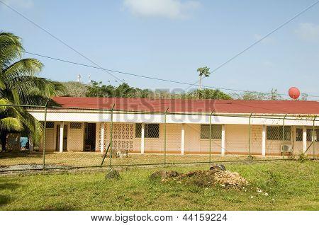 Hospital Medical Center Clinic Big Corn Island Nicaragua Central America