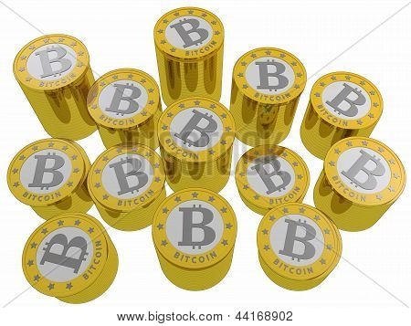 Bitcoins Isolated