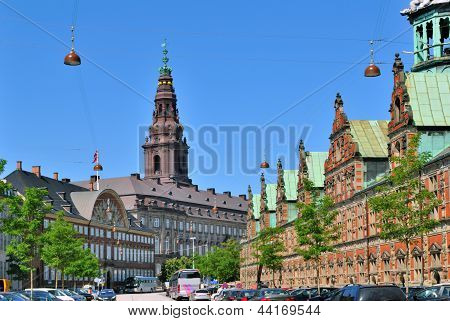 Copenhagen Historic City Center