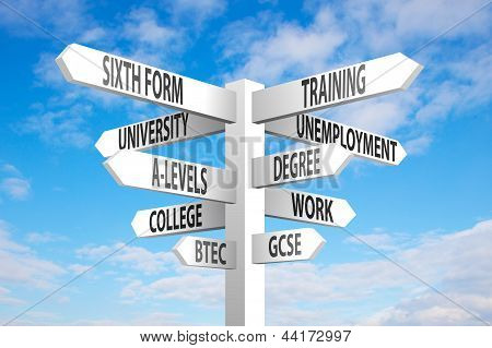 Education Signpost