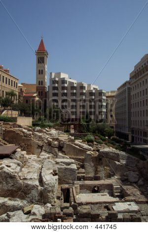 Old & New Beirut, Lebanon