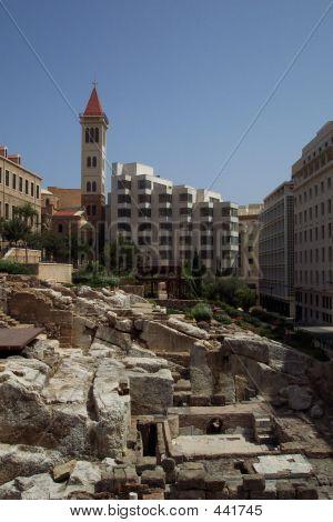Old & New Beirut, Lebanon