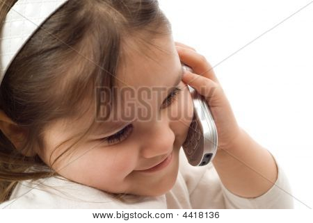 Child Phone Conversation
