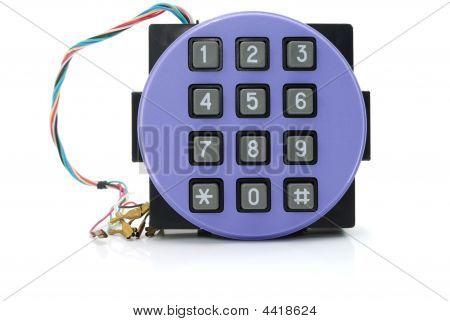 Disk Keypad