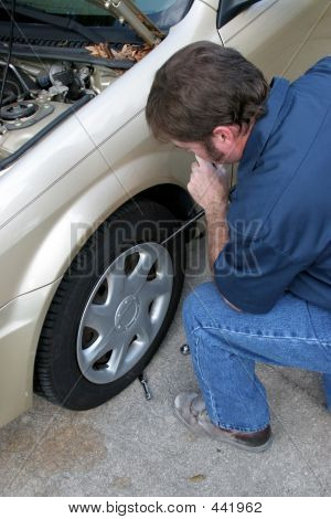 Removing Hubcap