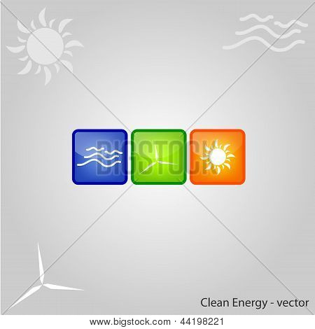 Creative design - Clean Energy