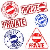 Private Stamps