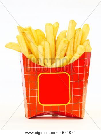 Fries In Box