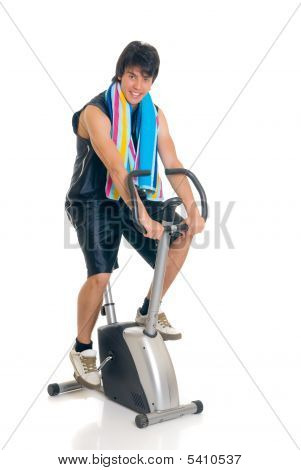 Teenager Fitness Bike