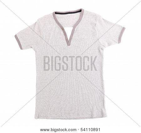 Polo Shirt no collar