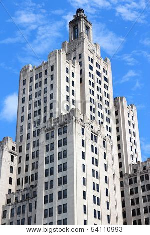 Providence Skyscraper