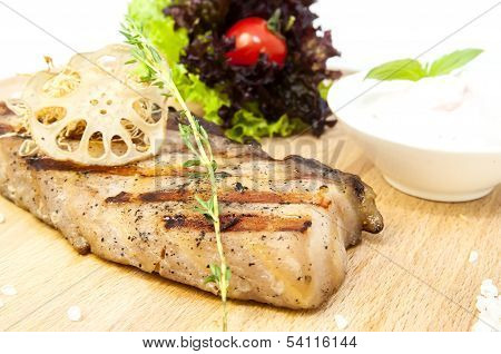 steak catfish