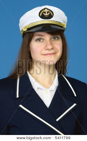 Portrait Of The Girl - Captain