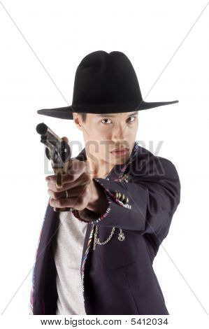 Asian Cowboy