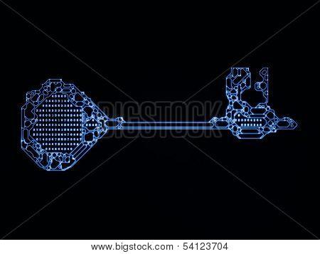 Digital Key Code