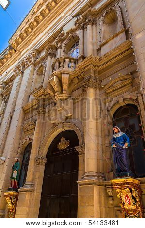 Valletta Carmelite Church