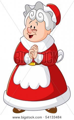 Happy Mrs. Claus