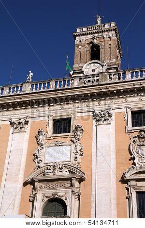 Rome - Palazzo Senatorio