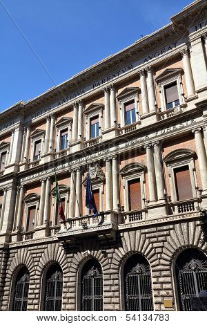 Rome - Governmental Building