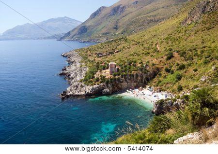 Mediterranean Sea Riserva Dello Zingaro